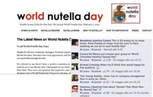 Nutella day Revolution!